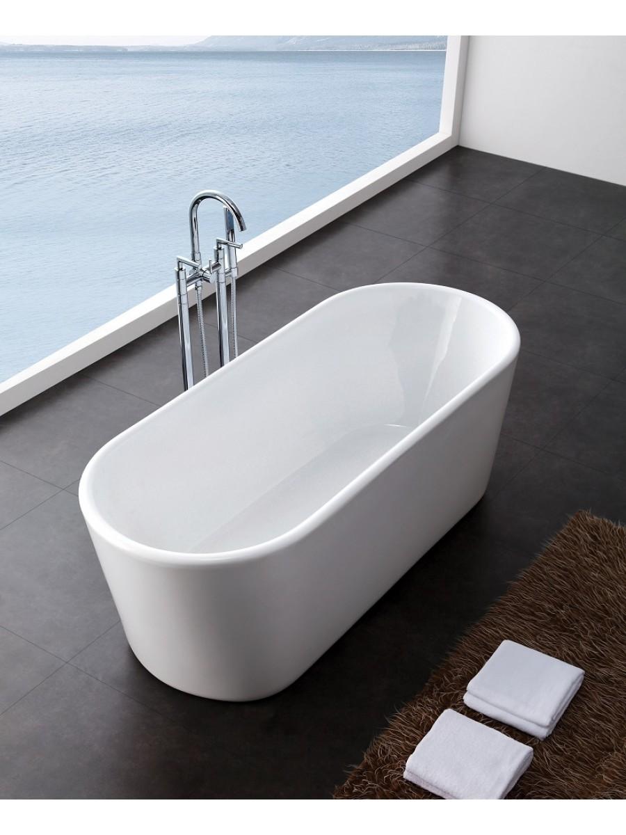 Claudia 1600 x 690 Free Standing Bath