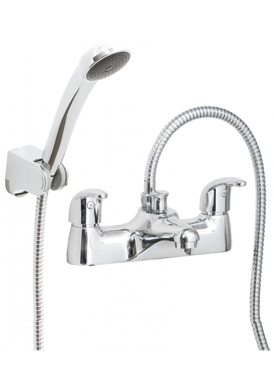 Coco Deck Mounted Bath Shower Mixer