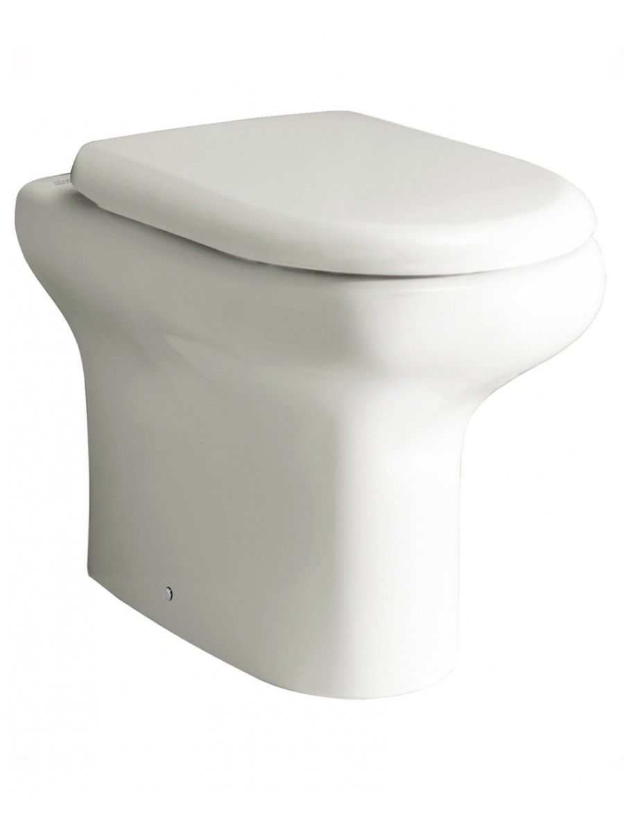 RAK Compact Back to Wall Toilet and Soft Close Seat - ** 60% Off **
