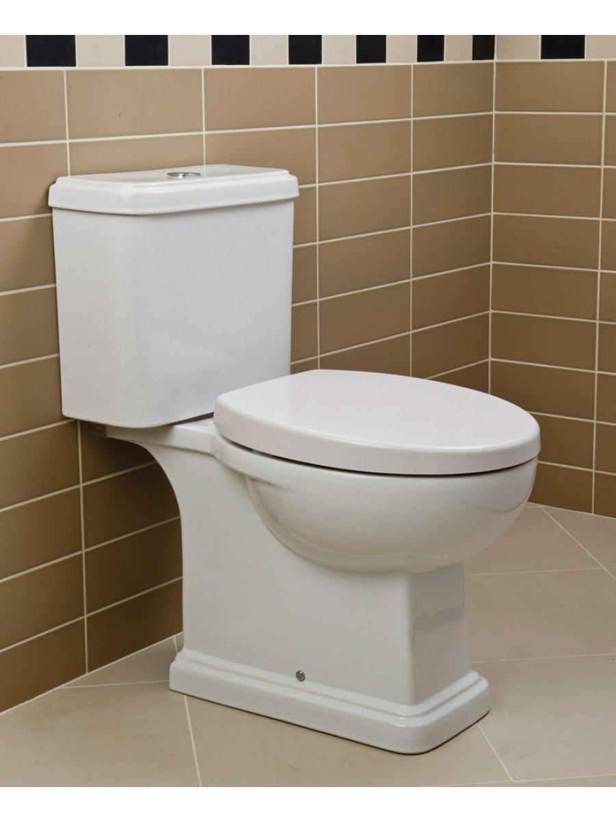rak decor close coupled toilet  soft close seat  price