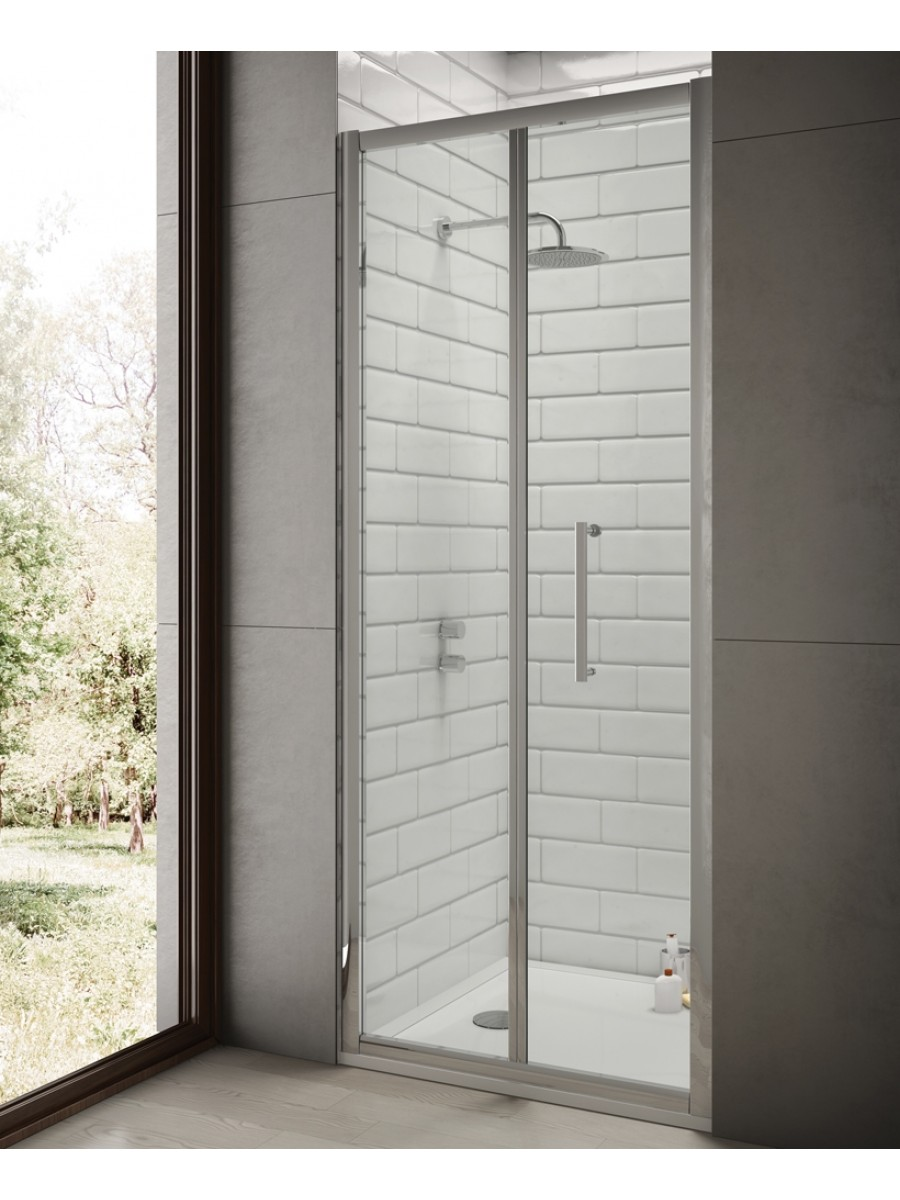 Rival 760 X 900 Bifold Shower Door