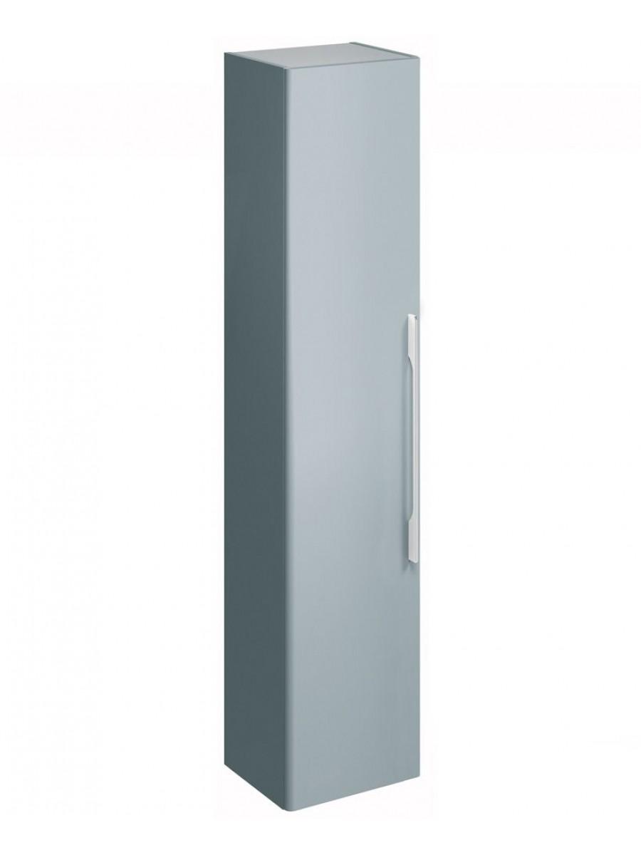 Twyford E500 Grey Wall Column - 360mm wide