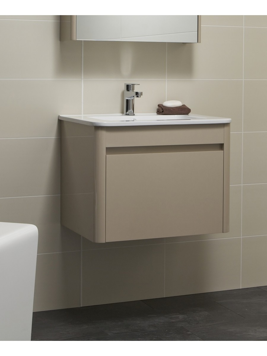 Elora 60cm Cappuccino Vanity Unit and Basin