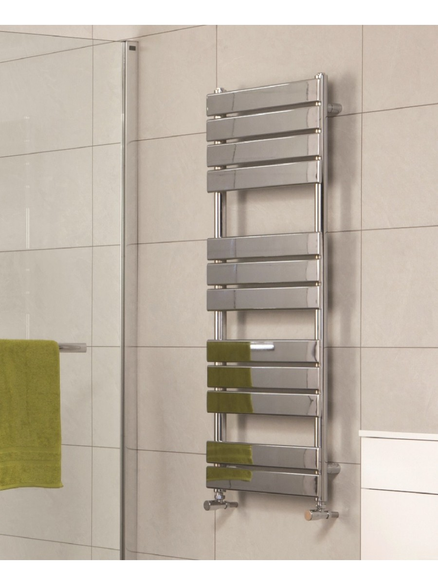 Mason 1200 x 500 Heated Towel Rail