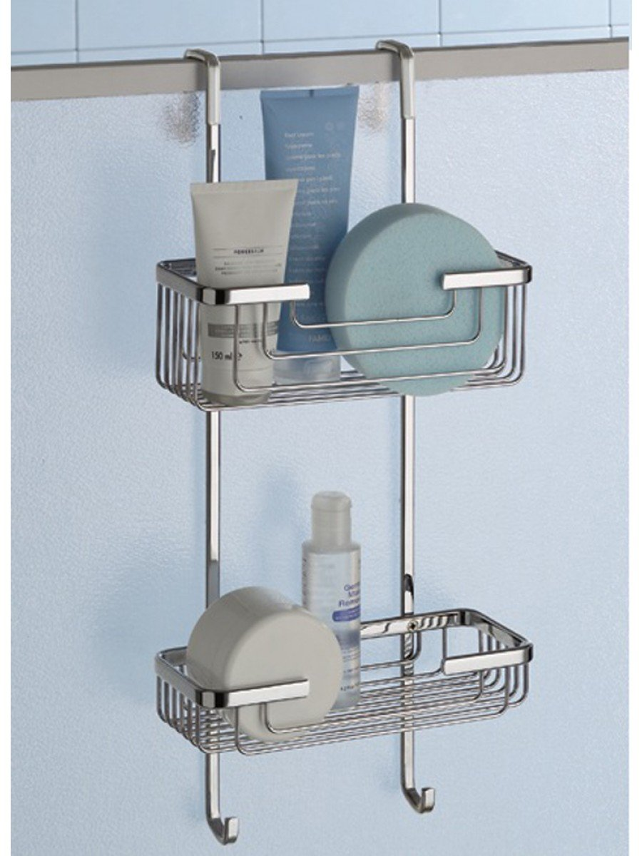 2 Tray Shower Stack