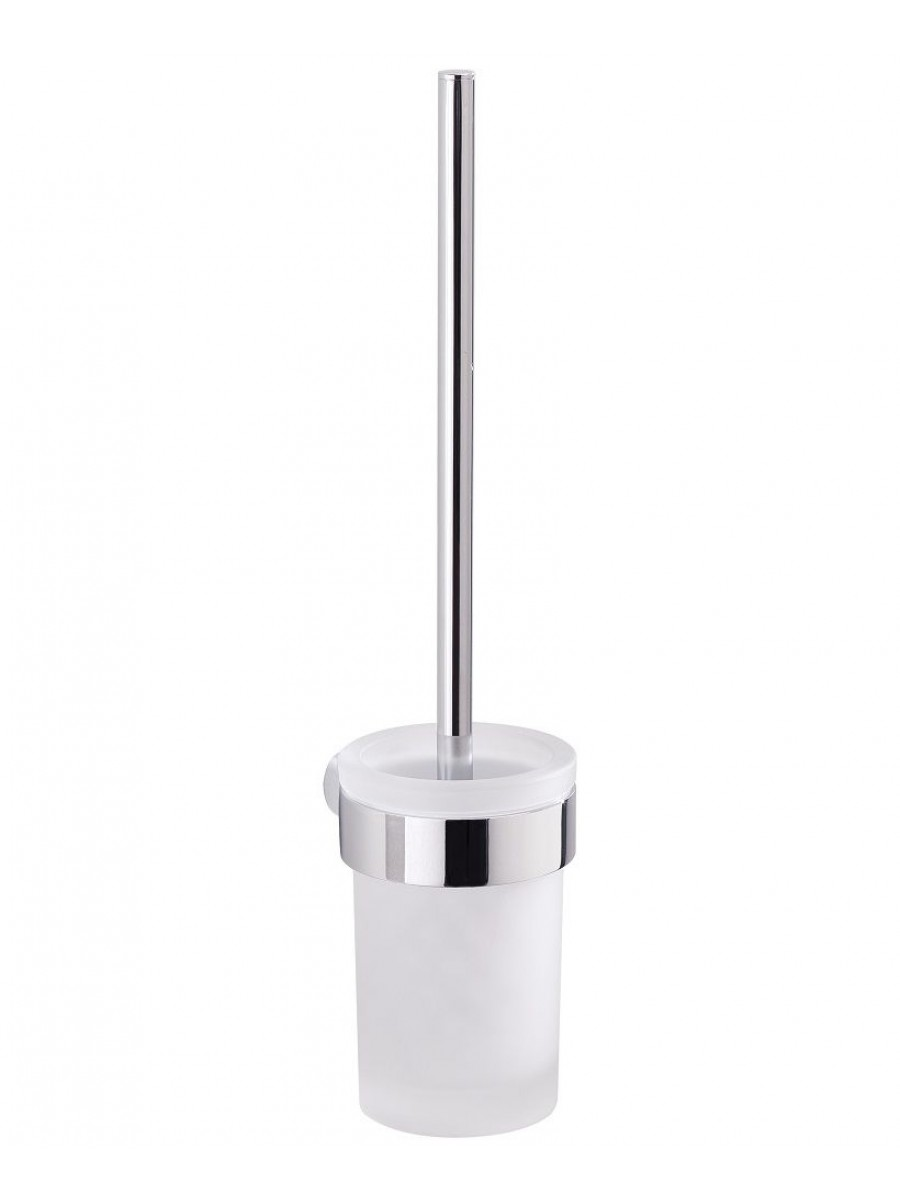 Palomar Wall Mounted Toilet Brush & Holder