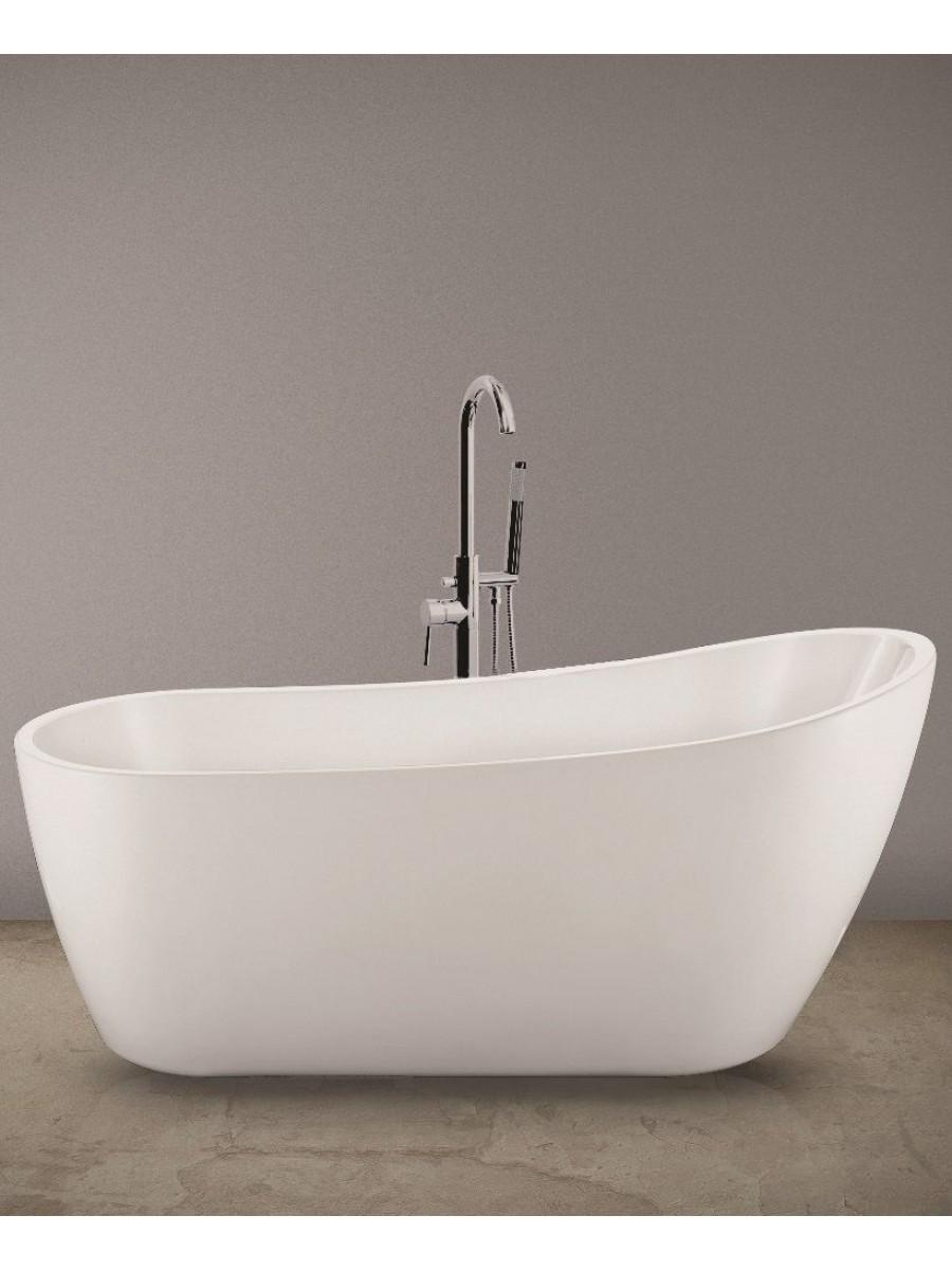 Isobel 1665 x 720 Free Standing Bath