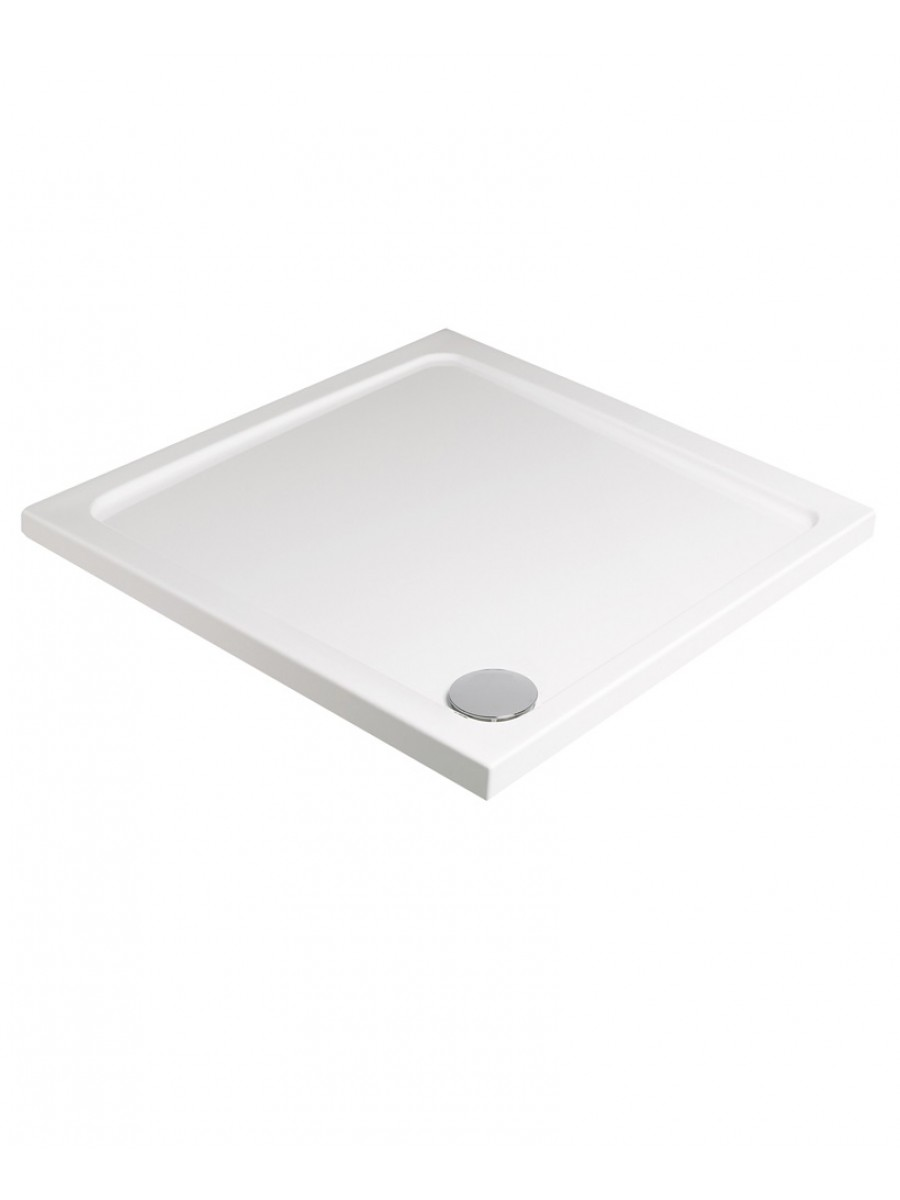 Slimline 800 Square Shower Tray