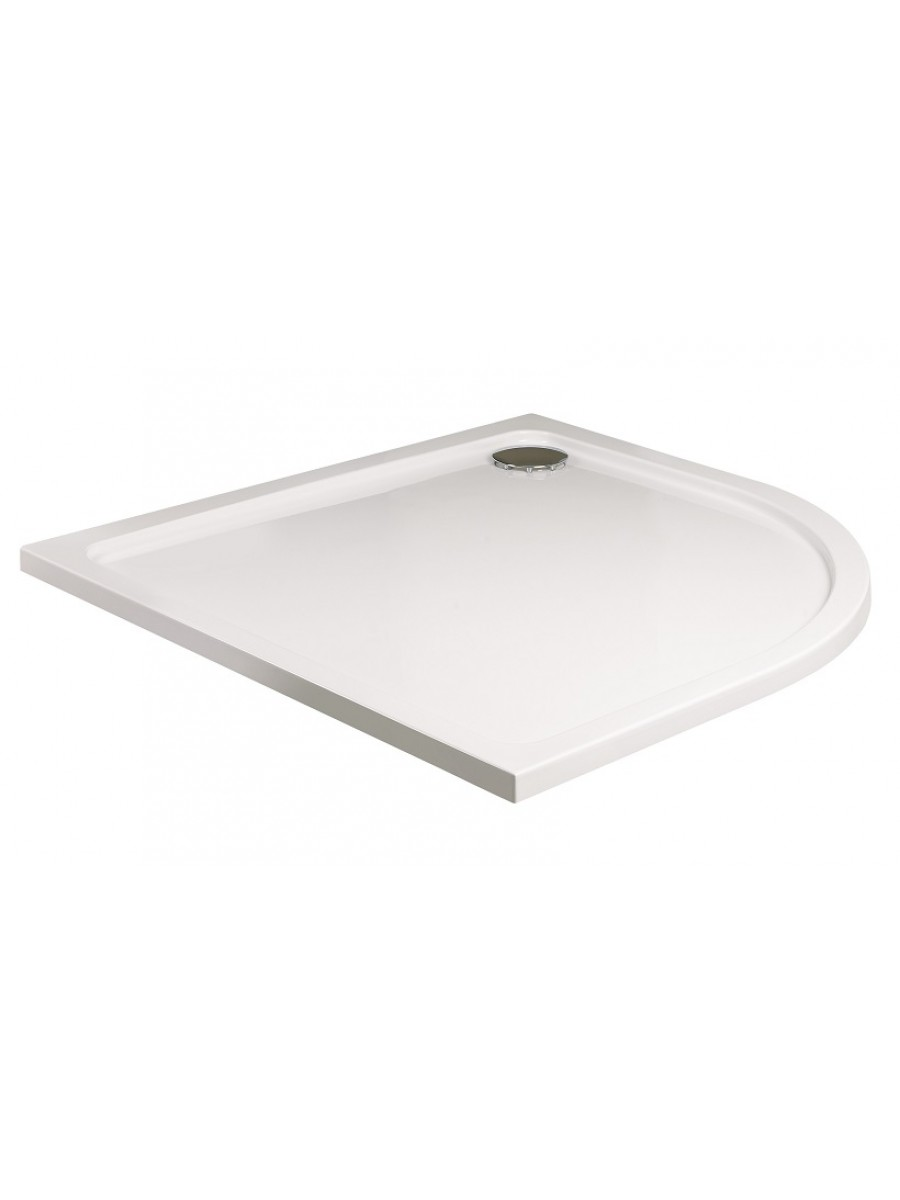 Slimline 1000 Quadrant Shower Tray