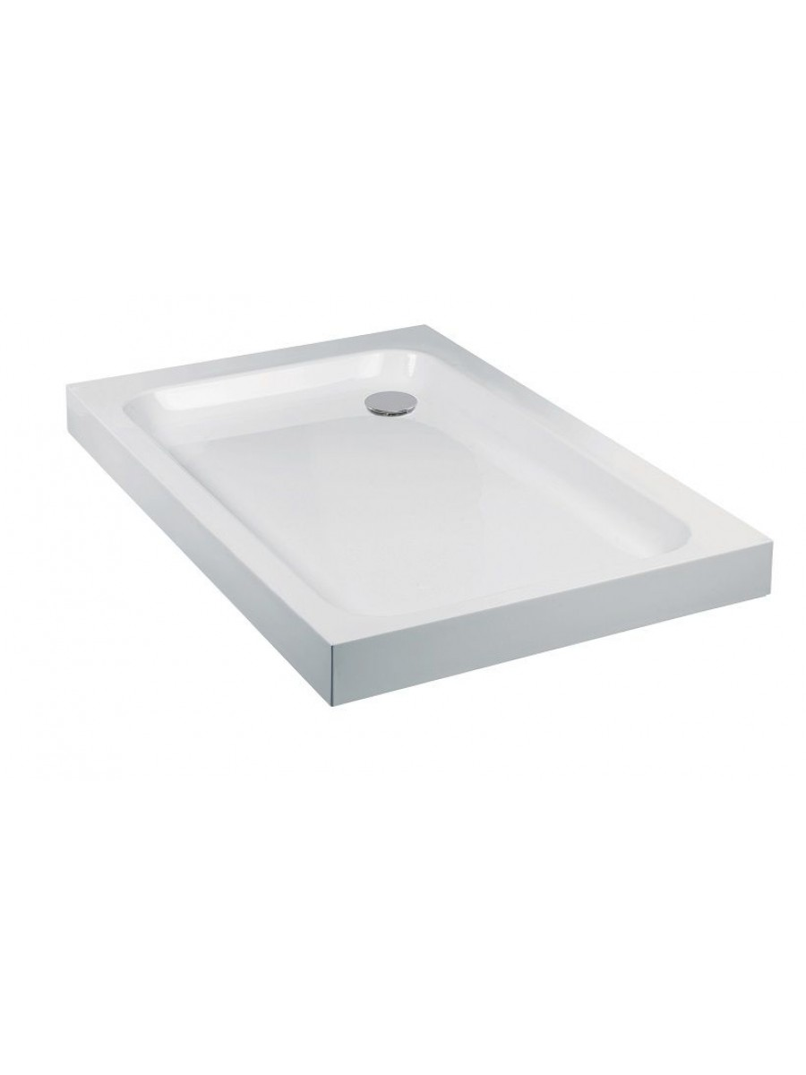 JT Ultracast 1000 x 800 Rectangle Shower Tray