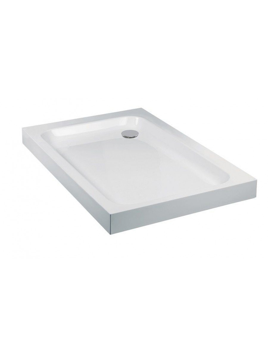 JT Ultracast 1000 x 900 Rectangle Shower Tray