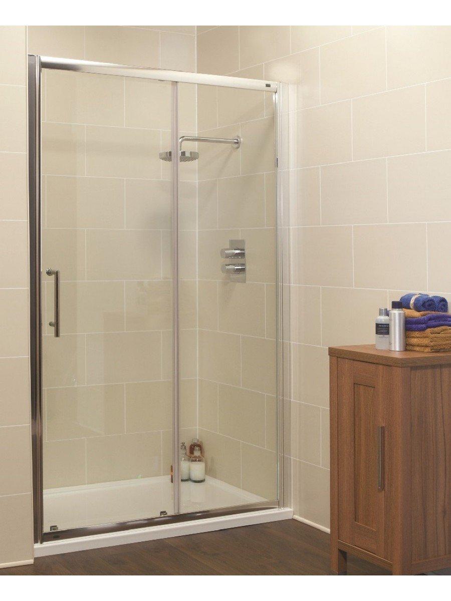 Sliding doors kyra range 1500mm sliding shower enclosure for 1500mm patio doors