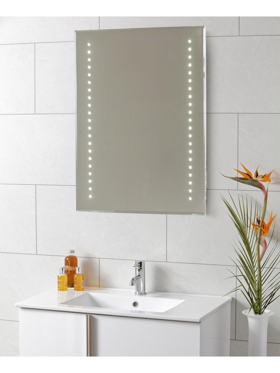 Moto LED Mirror 600 x 800
