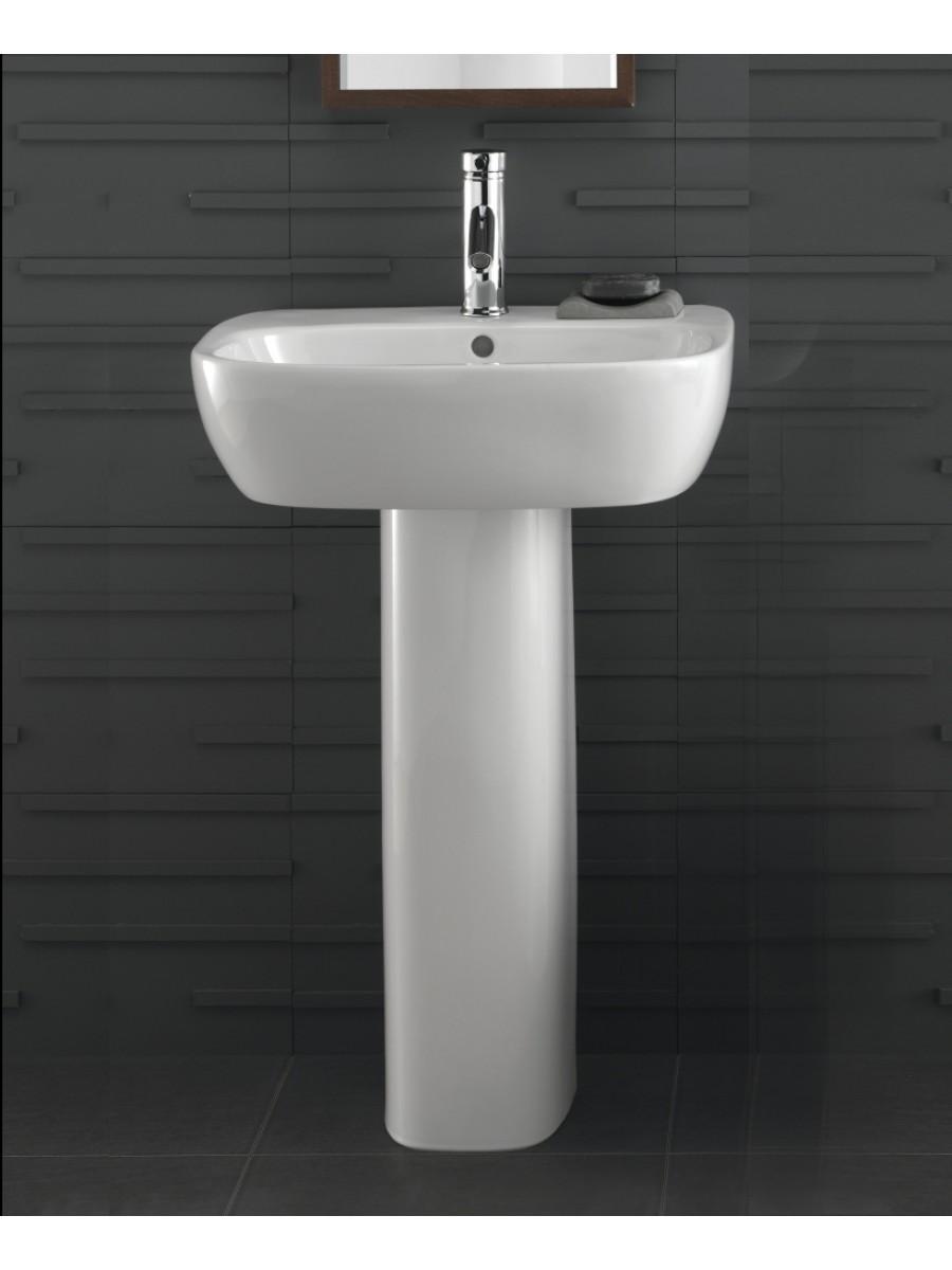 Twyford Moda Basin 50cm & Pedestal