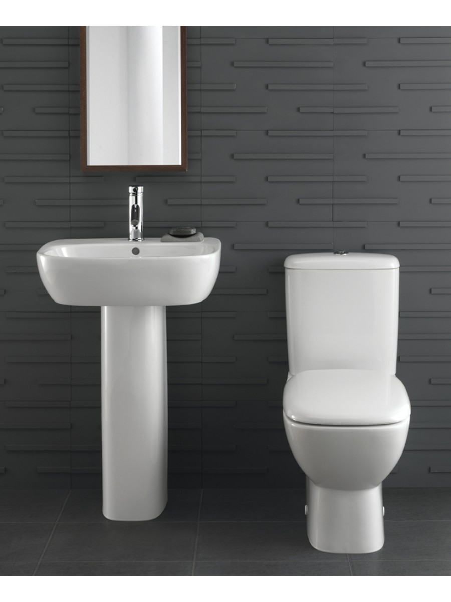 Twyford Moda Toilet and Wash Basin Set **FURTHER REDUCTIONS