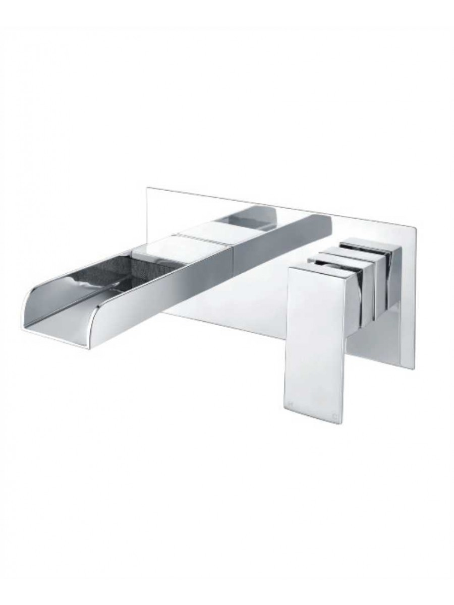 Butler Wall Mounted Basin Mixer With Easy Box