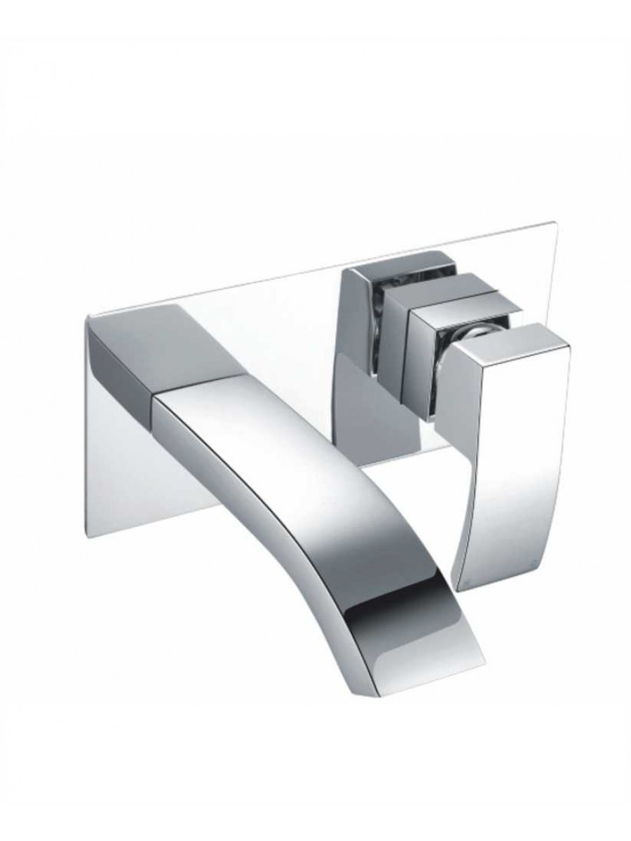 Carter Wall Mounted Basin Mixer With Easy Box