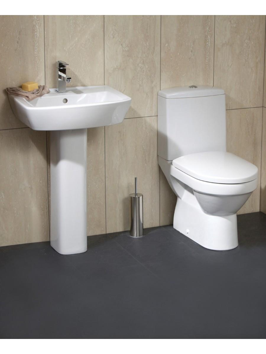 Roma Toilet and Wash Basin Set