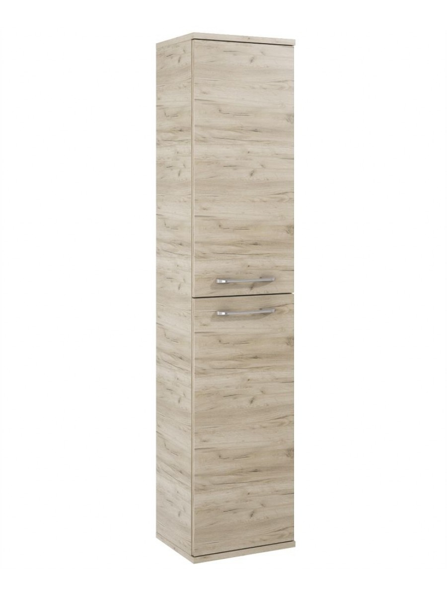 Soho Plus 30 cm Craft Oak Wall Column - ** Over 60% Off