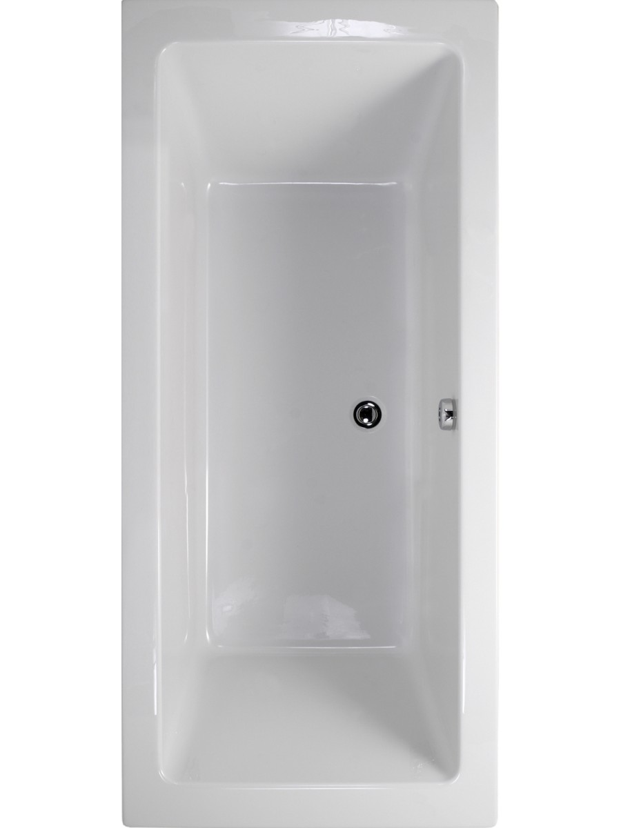 Duo 2000x900 Double Ended Bath - Extra Deep