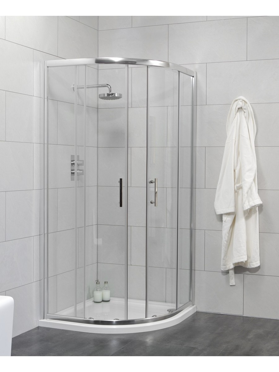 Cello 900 Quadrant Shower Enclosure -  Adjustment 865-890mm** an extra 10% off with code EASTER10