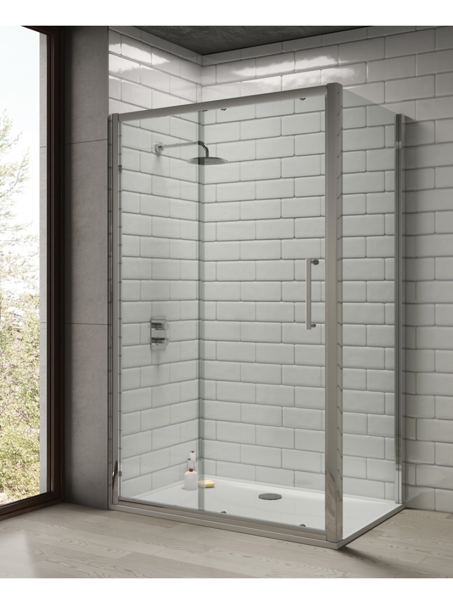 Rival 8mm 1500 x 900 Sliding Shower Door