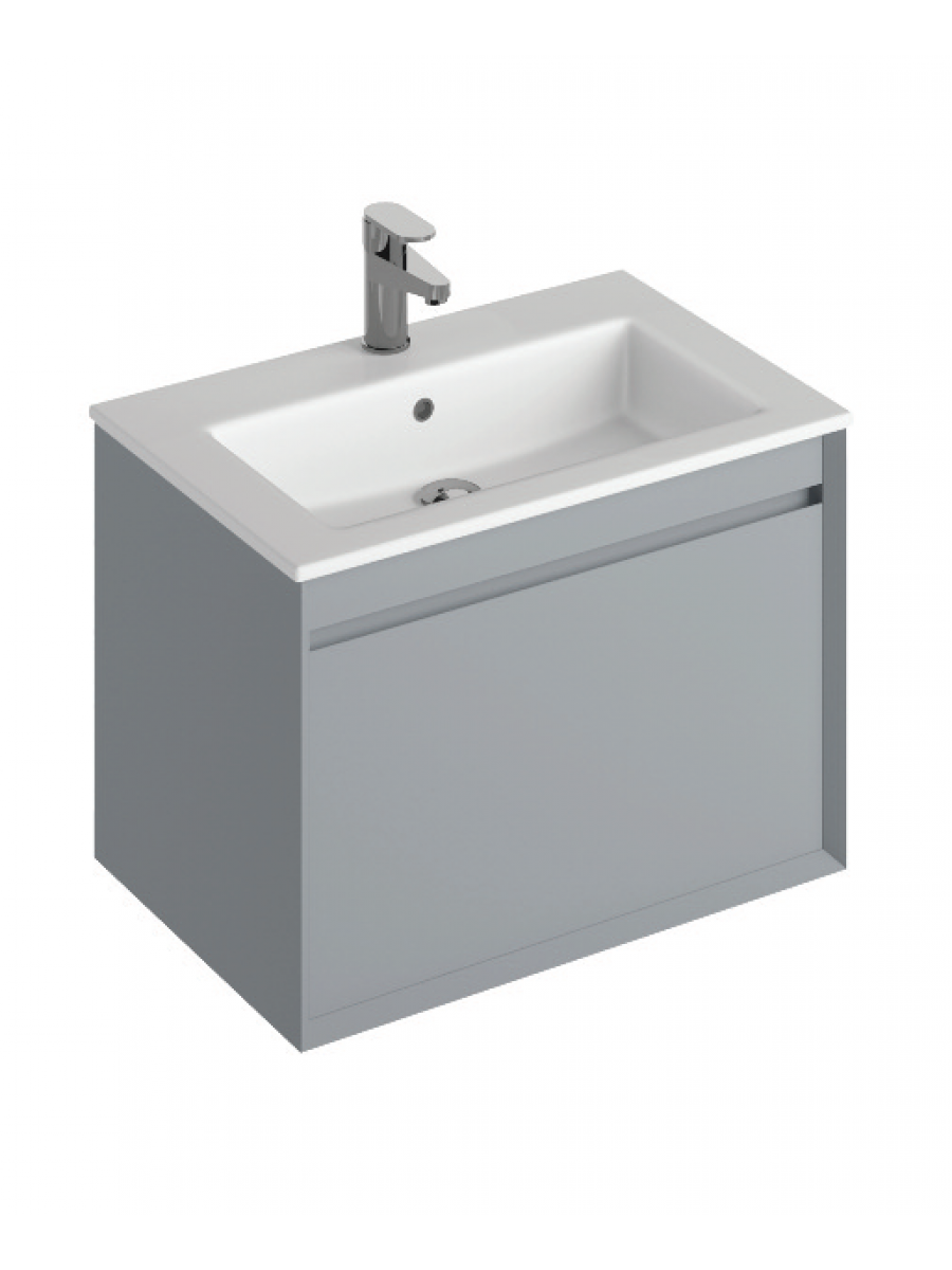 Regine Pearl Grey 65cm Vanity Unit ** Further Reductions**