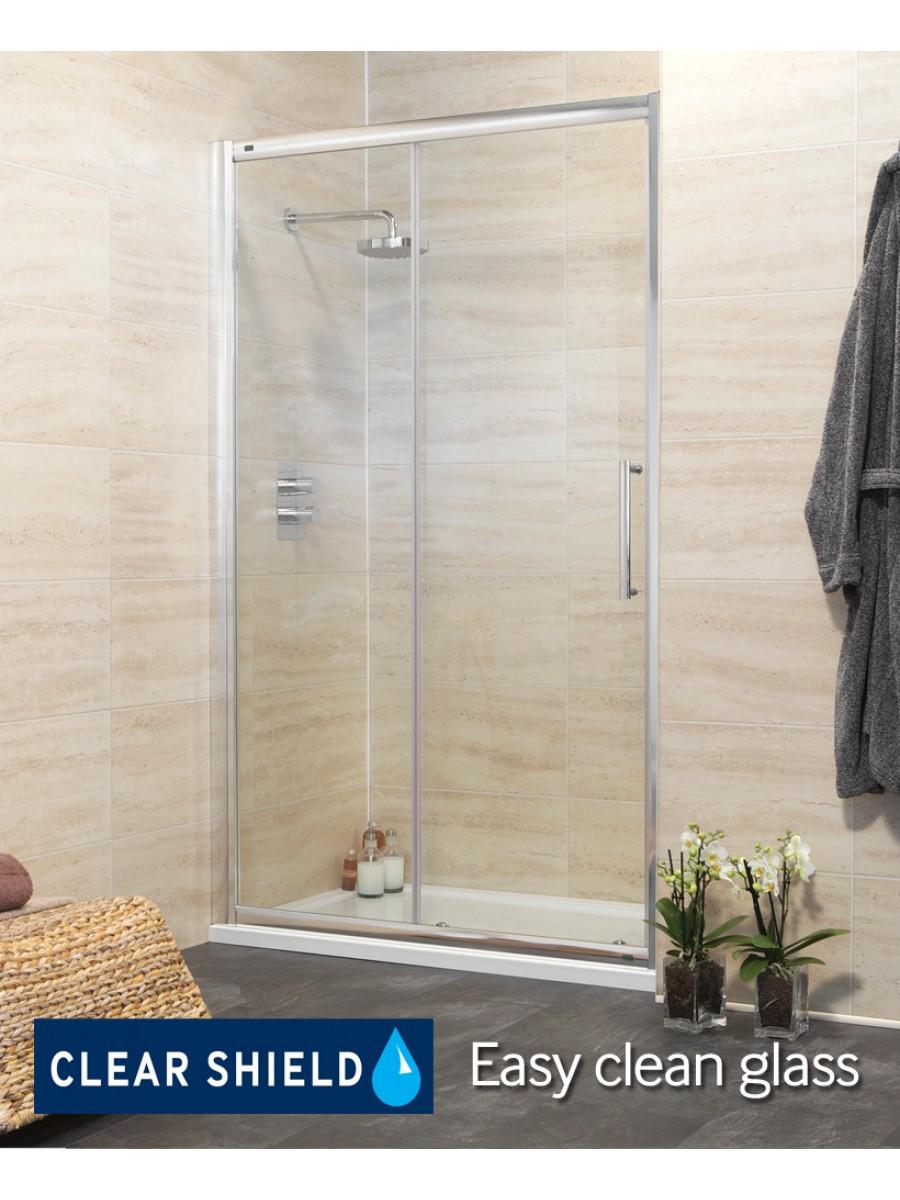 Rival 8mm 1700 sliding shower door adjustment 1640 1700 mm for 1700 shower door