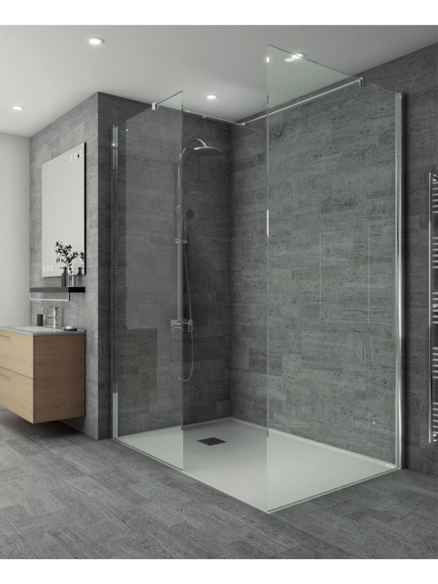 Salon Range 800 mm Wetroom Side Panel