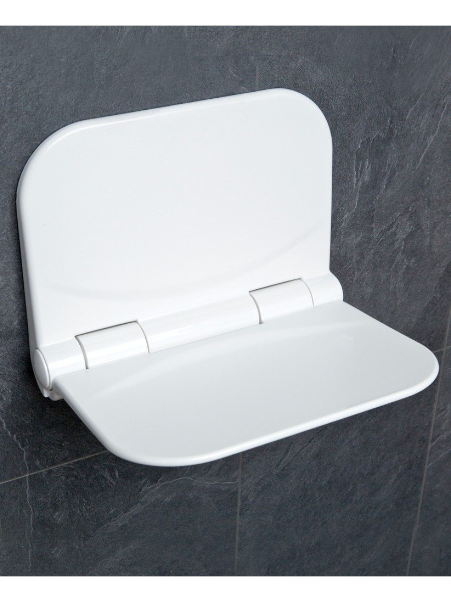Wall Mounted Folding Shower Seat 375X280mm