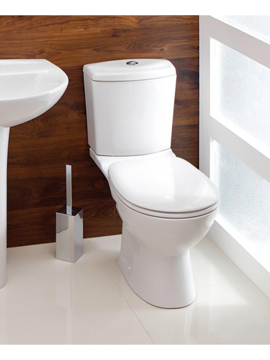 Siena Close Coupled Toilet & Seat