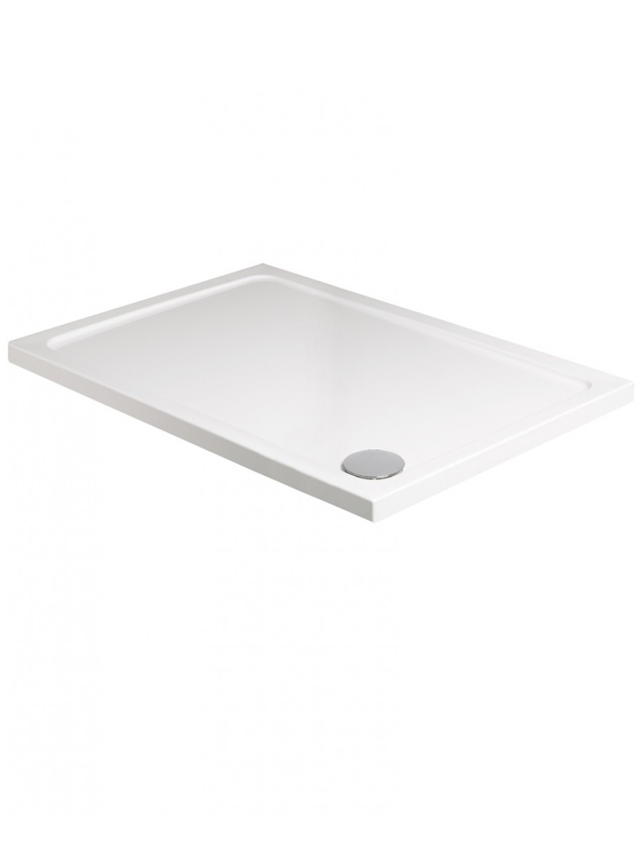 Slimline 800 x 700 Rectangle Shower Tray