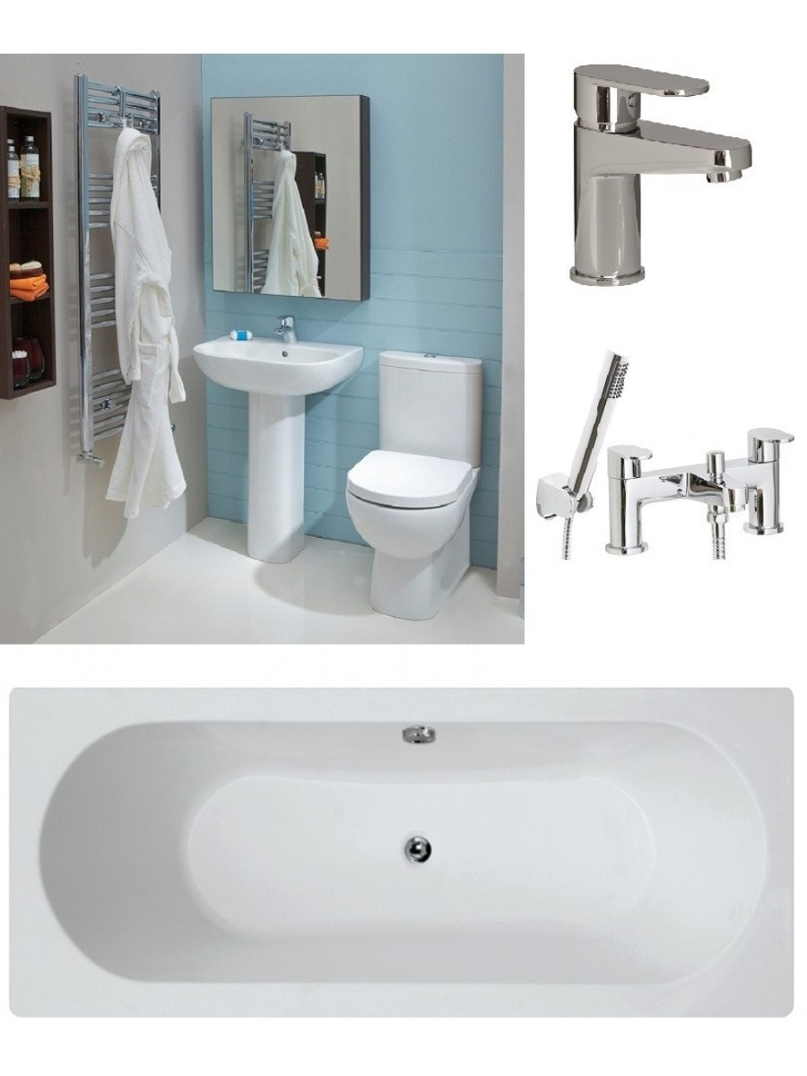RAK Tonique Complete Bathroom Pack