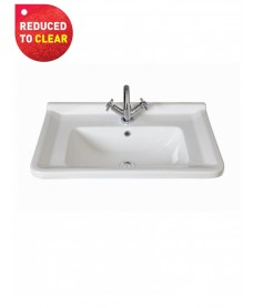 Galacia Countertop Basin 60cm - REDUCED TO CLEAR