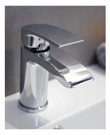 Carter Basin Mixer with FREE click clack basin waste