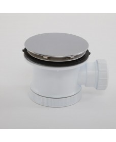 90mm highflow waste - Suitable for Slimline Trays Only