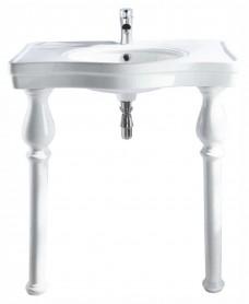 Alex 108 cm Console Basin & Legs
