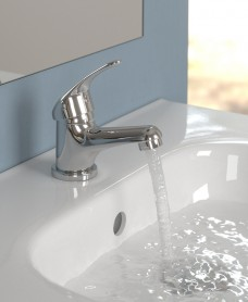 Alanis Single Lever Basin Mixer with FREE Click Clack Basin Waste - FURTHER REDUCTION**