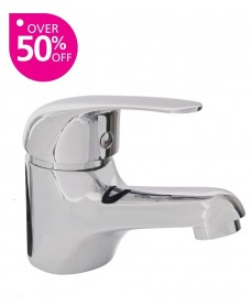 Alanis Single Lever Basin Mixer with FREE Click Clack Basin Waste