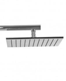 Ryna Square 200 Shower Head & 440 Wall Luxary Shower Arm