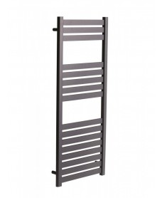 Titon 1200 x 500 Heated Towel Rail Anthracite