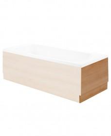 Attica Oak 800 Bath Panel