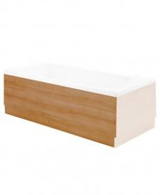 Attica Oak 1700 Bath Panel