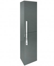 Athena Gloss Grey 30cm Wall Column