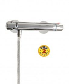 Eva Thermostatic Shower Valve