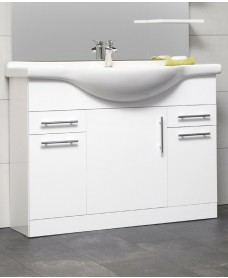 Blanco 105 Vanity Unit & Basin