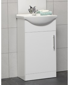 Blanco 45cm Vanity Unit & Basin