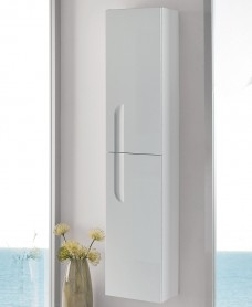 Pravia White 30cm Wall Column