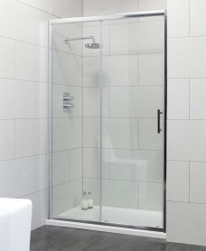 Cello 1200 Sliding Shower Door - Adjustment 1140-1190mm