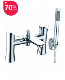 Cheshire Bath Shower Mixer - **70% OFF